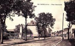 DOYET  PLace Jean Jaurès - Unclassified