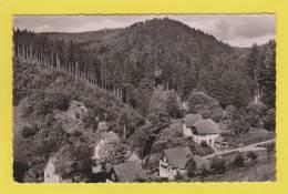 ALLEMAGNE KLOSTER UND KURSTADT ALPIRSBACH IM SCHWARZWALD - Alpirsbach