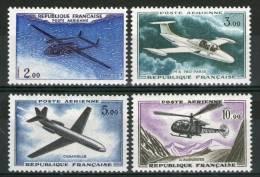Poste Aérienne_série N° 38** à 41**_cote 24.00 - 1960-.... Mint/hinged