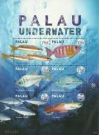 pal0907sh Palau 2009 Fish s/s