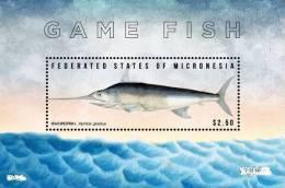 mic1130ss Micronesia 2011 Game Fish s/s