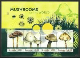 gra0818sh Granada 2008 Mushroom s/s