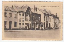 La Hulpe - Rue Et Place Albert Ier - Animée - Orlan-Calut, La Hulpe/AWB N° 8 - La Hulpe