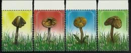 nev1007co Nebis 2010 Mushroom 4v