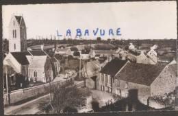 50----TOCQUEVILLE--Village De L'Eglise Vers La Cote----cpsm--pf - Non Classificati