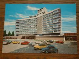 """"""" THE AMSTERDAM HILTON HOTEL """" / Anno 19?? ( Zie/voir Foto Voor Details ) !! - Hotels & Restaurants"""