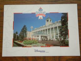 Disney´s NEWPORT BAY Club Disneyland Resort Paris / Anno 19?? ( Zie/voir Foto Voor Details ) !! - Hotels & Restaurants