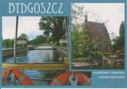 (AKE 95) Esperanto Card Bydgoszcz (Poland) Lock - Kluzo - Esperanto