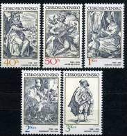 Czechoslovakia  1982 **MNH - Nuovi