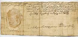 Savone, Filigrane, état Civil, 1740, Baptême, Tavojiny,Pardy,,Gavarroni , Svana, Italien Ancien, Trancrit - Historical Documents