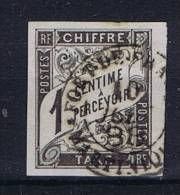 Colonies Francaises: Yv Timbre Tax 1 Martinique
