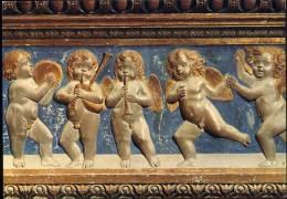 Camino  Degli  Angeli  --  Domenico  Rosselli --   Palazzo  Ducale  Urbino--  Nuova-- - Sculptures