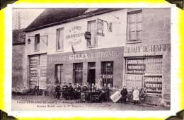 CP N°...   Vaud´Herland  -  Auberge Saint Nicolas  ---  95 VAL D´OISE - Gonesse