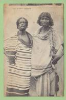 Madagascar : Types De Fort Dauphin. 2 Scans. Edition Bachel - Madagascar