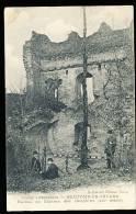 38 BEAUVOIR EN ROYANS / Les Ruines Du Château Des Dauphins / - France