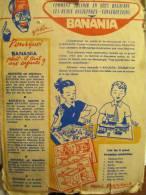 Banania/ Joie Et Santé/Y'abon/Les Beaux Découpages Construction/Courbevoie/années 50    CAH21 - Wash & Clean