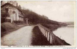 """77 SAINT-FARGEAU-PONTHIERRY - Chemin De Halage - Propriété """"La Pêcherie"""" - Saint Fargeau Ponthierry"""