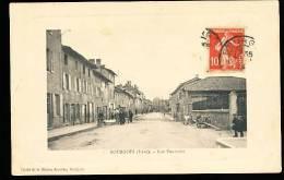38 BOURGOIN JALLIEU / Rue Poncotier / - Bourgoin