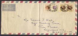 Shell, Postal History Cover From KENYA - Kenia (1963-...)