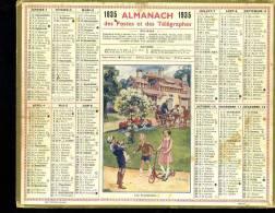 Calendrier 1935 Ue Présentation. - Calendriers