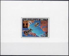 1977,  Vol Apollo - Soyouz, Y&T Epreuve - Bloc De Luxe De No. 638 ,  Neuf **, Lot 35969 - Africa