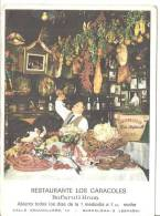 SPAGNA.RISTORANTE, RESTAURANT LOS CARACOLES,BOFARULL HNOS.BARCELONA  -FG.1270 - Alberghi & Ristoranti
