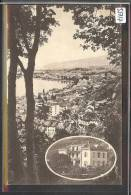 DISTRICT DE VEVEY /// MONTREUX - VENTE EN FAVEUR DE L'INFIRMERIE DE MONTREUX 2 OCTOBRE 1920 - TB - VD Vaud
