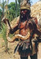 Indios Do Brasil - Tribo Dos Ipixunas - Serpent - Brazil