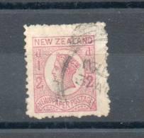 Nouvelle Zelande. - 1855-1907 Colonie Britannique