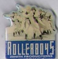 Rollerboy, Zenith Productions , Patin A Glace - Patinage Artistique