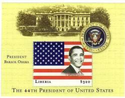 Liberia / Politics / American Presidents / Barack Obama - Liberia