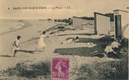 ILE D'OLERON - SAINT DENIS D'OLERON - La Plage - Ile D'Oléron