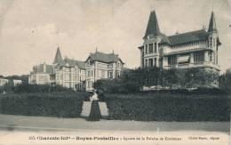 ROYAN PONTAILLAC - Square De La Falaise De Cordouan - Royan