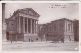 CPA 34  MONTPELLIER, Le Palais De Justice. - Montpellier