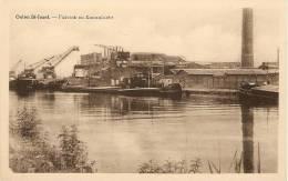 Oolen St-Jozef ( Olen ) : Fabriek En Kanaalzicht - Olen