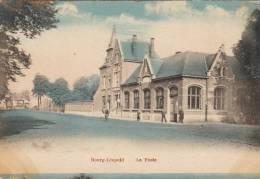 Bourg-Léopold - La Poste, Animé - Leopoldsburg