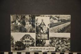 CP, 91, Sainte Genevieve Des Bois N°130 Editions Alfa - Sainte Genevieve Des Bois