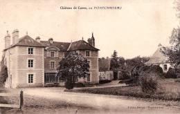 CPA  - CASSO PONCHATEAU 44 Loire Atlantique - Château De Casso, En PONCHATEAU - Pontchâteau