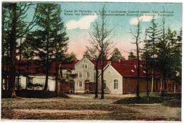 Leopoldsburg, Bourg Léopold, Kamp Van Beverloo, Toepassingsschool Kazerne Der Troepen, Buitenzicht (pk8434) - Leopoldsburg (Kamp Van Beverloo)