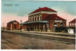 Leopoldsburg, Bourg Léopold, Station, Statie (pk8438) - Leopoldsburg (Kamp Van Beverloo)