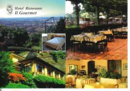 Cartoline Hotel/ristoranti-hotel Ristorante Il Gourmet-bergamo - Alberghi & Ristoranti