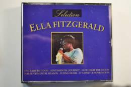 Ella Fitzgerald Selection. Compilation 2cd 32 Titres. Jazz - Jazz