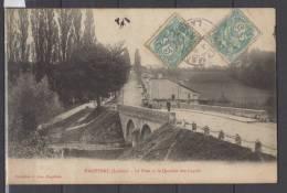 40 - Hagetmau - Le Pont Et Le Quartier Des Cargots - Hagetmau