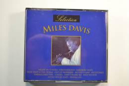 Miles Davis Selection. Compilation 2cd 36 Titres. Jazz - Jazz