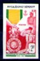 Centenaire Médaille Militaire NON DENTELE - Nouvelle-Calédonie