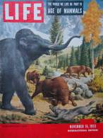 Magazine LIFE -  NOVEMBER 16 , 1953 - INTERNATIONAL EDITION -  Voitures RENAULT Frégate , STUDEBAKER ,      (3011) - Nouvelles/ Affaires Courantes