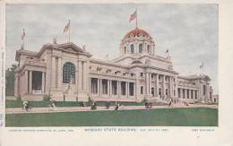 Missouri State Building - Louisiana Purchase Exposition, St. Louis, 1904 - Expositions