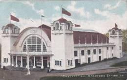 BRADFORD  EXHIBITION 1904 . CONCERT HALL - Exhibitions