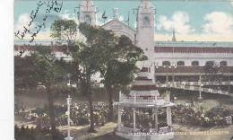 BRADFORD  EXHIBITION 1904 . IINDUSTRIAL HALL AND BANDSTAND - Exhibitions