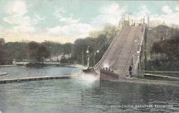 BRADFORD  EXHIBITION 1904 . WATER CHUTE - Exhibitions